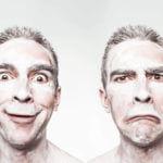 Haut im Gesicht - tägliche Belastung