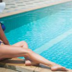 glatte Beine und Achseln durch Laser Haarentfernung