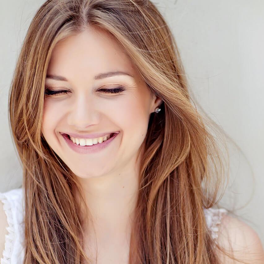Genießen Sie das Resultat Ihrer Gesichtsbehandlung
