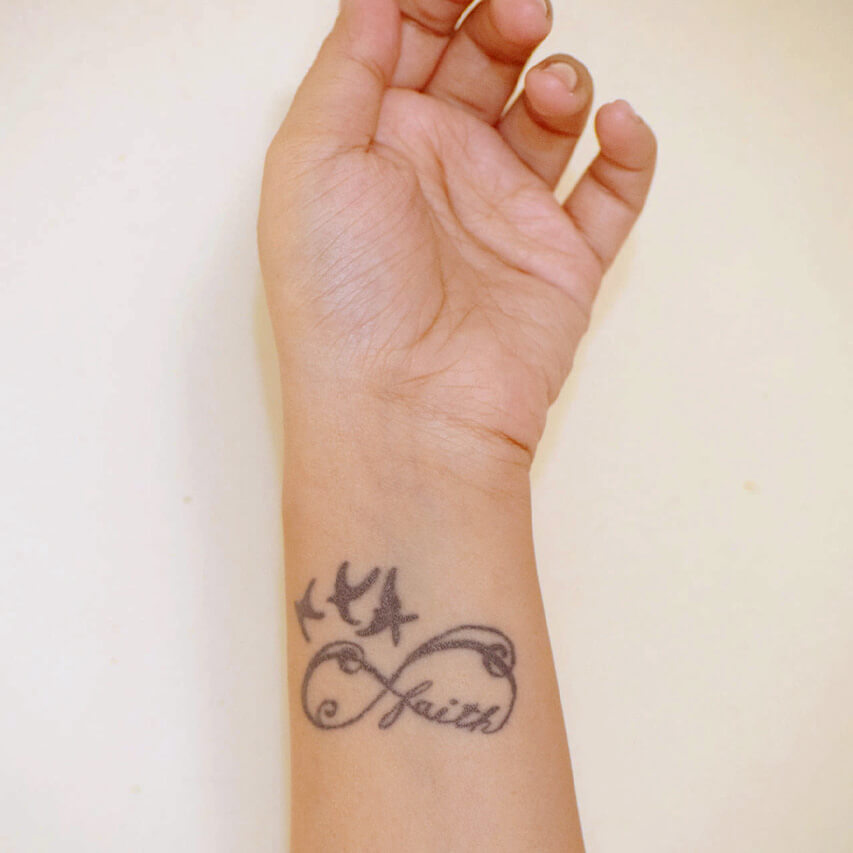 Tattooentfernung mit Laser